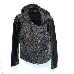 Jackets & Blazers - Express Sweater /jacket with hoodie